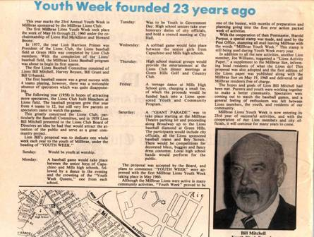 Click to see History of Youth Week article
